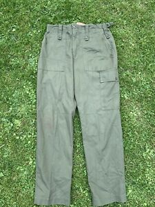 Grade 1  British Army Olive Green Lightweight Trouser 85/100/116 With Map Pocket