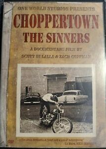 CHOPPERTOWN THE SINNERS DVD R4 Good Condition Free Shipping All Regions