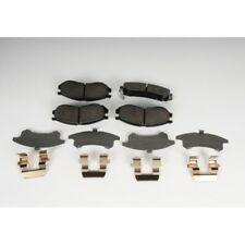 Disc Brake Pad Set Front ACDelco GM Original Equipment 21012454