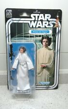 "Star Wars Princesa Leia Organa 40th aniversario The Black Series 6"" Kenner hasbr"