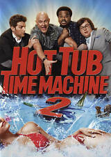 HOT TUB TIME MACHINE 2 (DVD 2015) NEW