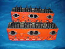 SMALL BLOCK CHEVY HI-PERF CYLINDER HEADS 3991492 Z28 ANGLE PLUG