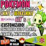 Pokemon Customizado a la Carta para Espada y Escudo - Competitivo 6Iv´s Shiny
