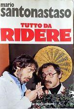 TUTTO DA RIDERE MARIO SANTONASTASO DE VECCHI EDITORE 1978
