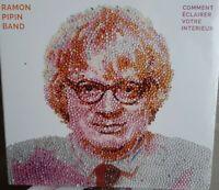 cd ramon pipin band neuf sous blister 19 titres