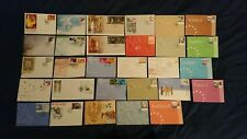 Poland 2005 collection of Fdcs excellent condition (29 covers)