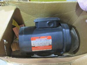 Reliance Electric / Rockwell 1 hp 3 phase motor Pt.# B79C5972M-JA  FC143TC frame