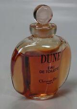 Miniatur Christian Dior Dune 5 ml Eau de Toilette EDT