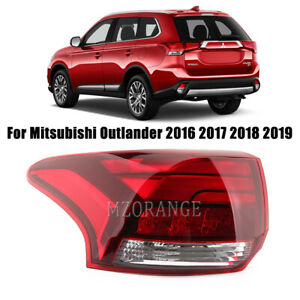 Left Side LED Tail Lamp Outer Lamp For Mitsubishi Outlander 2016 2017 2018 2019