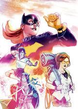 Batgirl:Rebirth #1 (DC Comics)
