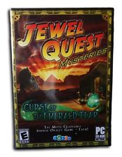 Jewel Quest Mysteries Curse Of The Emerald Tear PC Games Windows 10 8 7 Computer