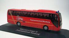 1:87 Rietze MAN Lions Coach / Feuerwehrschule Würzburg - SFSW