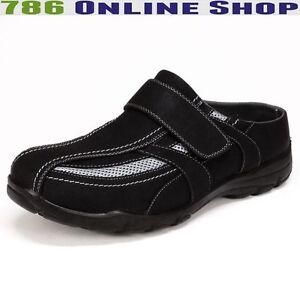 Mules Homme Sabots Respirant Chaussures de Jardin Chaussures de Plage Piscine Pantoufles Sandales D/Ét/é Antid/érapant Chaussons