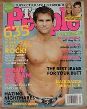 SEPTEMBER 2003 TEEN PEOPLE MAGAZINE SEANN WILLIAM SCOTT, BEYONCE