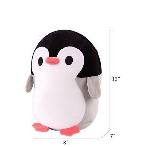 Stuffed Animal Penguin, Cute Soft Penguin Plush