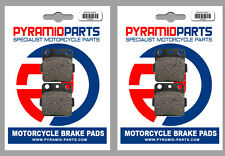 Yamaha YFM600 Grizzly 98-01 front brake pads