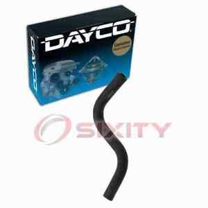 Dayco Heater Hose for 2001-2002 Ford Ranger 4.0L V6 - Tee To Pipe HVAC ug