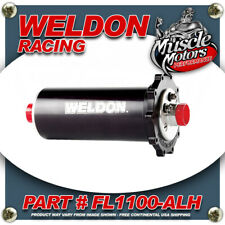 Weldon Racing High Performance In Tank Fuel Pump Fl1100 Alh Good Up To 1400 Hp