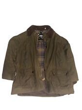 Barbour Bedale Jacket Size 42(M-L) Green
