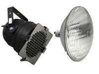 BLACK PAR 56 300W PAR CAN STAGE THEATRE SCHOOL BAND LIGHTING LANTERN INC LAMP