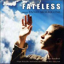 Ennio Morricone: Fateless (New CD) Sorstalansag (NOT SEALED)