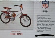 Sears Free Spirit Murray Nfl Bike Washington Redskins Set New Nos No Decals