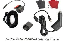 Min 0906 Dual Rear Cam 2nd Car Kit with GPS & In Car Power Adaptor