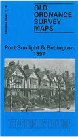 OLD ORDNANCE SURVEY MAP WESTBURY 1899 ANGEL MILL BERESWELL PROSPECT SQUARE