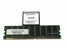 MEM2851-512D= 512MB Cisco 2851 Memory + MEM2800-256CF Compact Flash