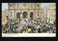 Spain Gran Canaria LAS PALMAS Semana Santa c1902 u/b PPC