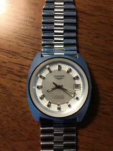 longines Conquest Electronic Mens Watch