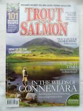 Trout and Salmon Magazine - February 2009 - In the wilds of Connemara