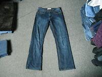 "Republic Bootcut Jeans Waist 30"" Leg 32"" Faded Dark Blue Mens Jeans"