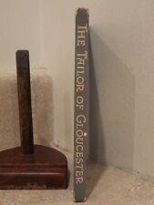VINTAGE BEATRIX POTTER BOOK THE TAILOR OF GLOUCESTER 1903/1931 EDITION F WARNE
