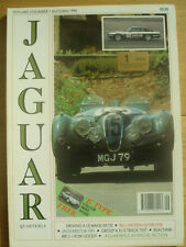 Jaguar Quarterly Autumn 1990 Le Mans XK120, Beacham MK2, Group A XJS