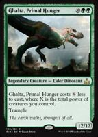 Ghalta, Primal Hunger x1 Magic the Gathering 1x Rivals of Ixalan mtg card