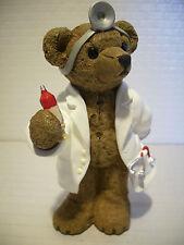 """Gilde Teddy Bär,Bären """"Doktor"""""""