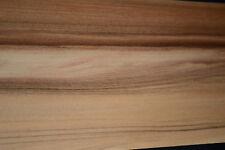 Sweet Gum Raw Wood Veneer Sheets 4 x 27 inches 1/42 d8709-43