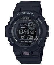 BRAND NEW CASIO G-SHOCK  GBD800-1B G-SQUAD STEP TRACKER BLACK RESIN MENS WATCH!