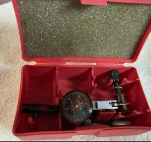 Brown And Sharpe Bestest 599-7030-5 Dial Indicator PLUS EXTRAS