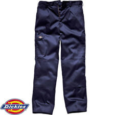 Dickies WD884 Redhawk Super Action Cargo Work Wear Trouser Navy W:42 - L:33 Tall