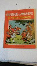 SUSKE EN WISKE T83 DE TOFFE TAMBOER EO 1981 BON  ETAT