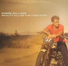 ROBBIE WILLIAMS - REALITY KILLED THE VIDEO STAR [DELUXE EDITION #2] NEW CD