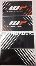 For KTM DUKE 125 200 390 WP Fork sticker / Suspension protection sticker