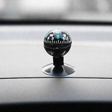 Mini Car Dashboard Boat Truck Suction Pocket Navigation Compass Ball Mount Black