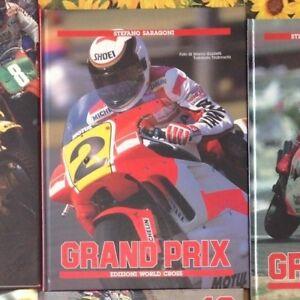 GRAND PRIX 1^ ed. 1990 WORLD CROSS Saragoni Prandi Mansfield Conti Marchi