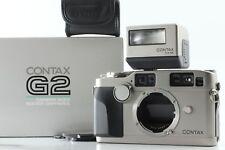 * MINT+3 * Contax G2 35mm Rangefinder Film Camera Body +TLA200 f.JAPAN #0378