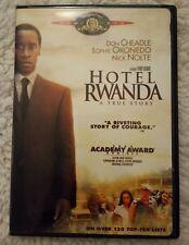 Hotel Rwanda (Dvd) Don Cheadle, Nick Nolte, Joaquin Phoenix