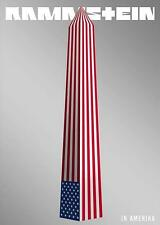 RAMMSTEIN POSTER IN AMERIKA - 120x85cm