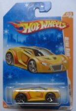 2009 Hot Wheels ~Track Stars~ Ultra Rage 10/12 (Yellow)(Snowflake Card)